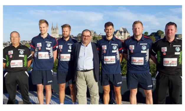 Les Loups d'Angers connaissent leurs adversaires pour la prochaine Ligue des Champions !