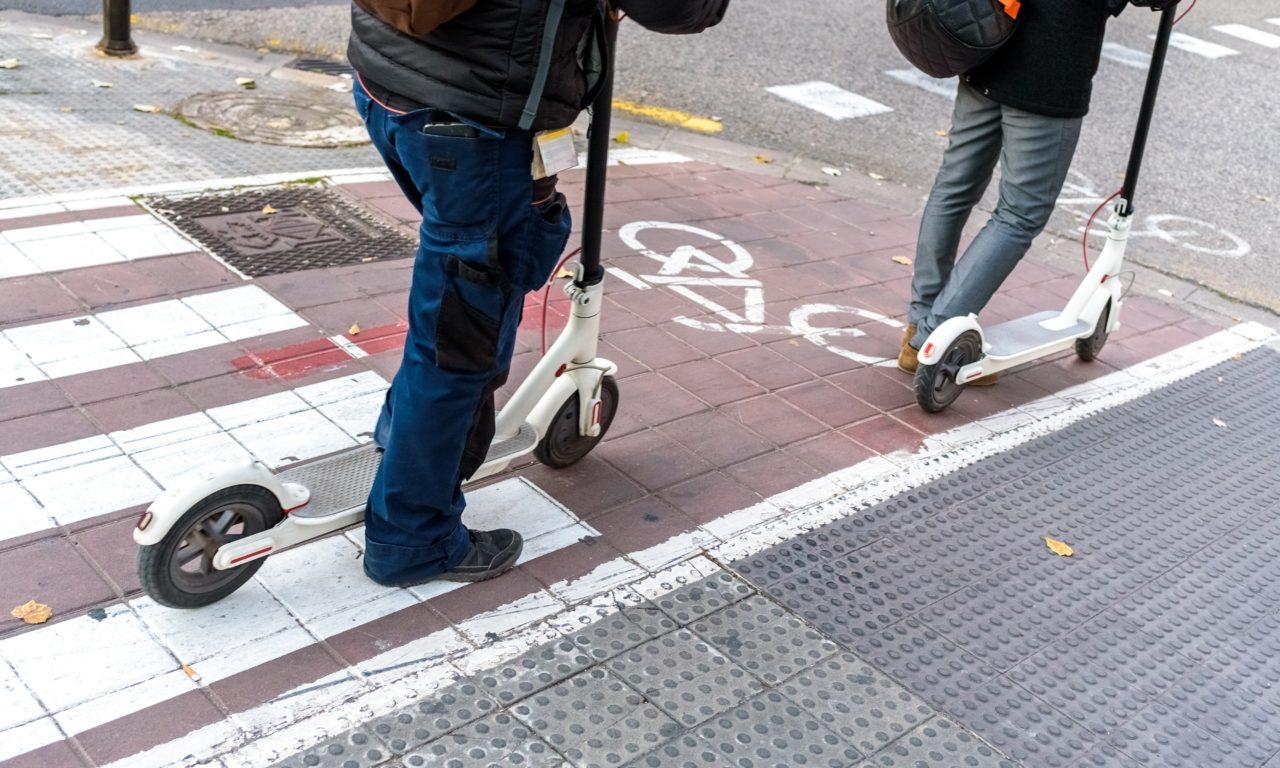 Quand changer les roues d'une trottinette ?