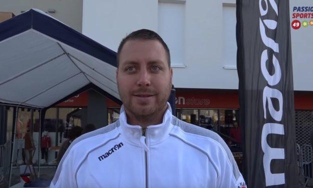 Julien ORHON : Être le plus performant possible, notamment sur le plan athlétique.