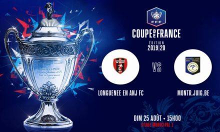 Coupe de France (1er Tour) : Un derby piégeux pour le MJBF à Longuenée-en-Anjou.