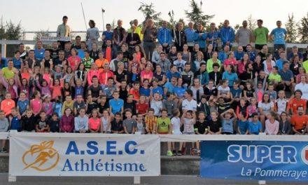 L'ASEC La Pommeraye : Un club qui grandit et qui se structure.