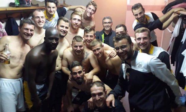 La Possosavenière a fait le nécessaire pour l'emporter au FC LJLM (4-2).