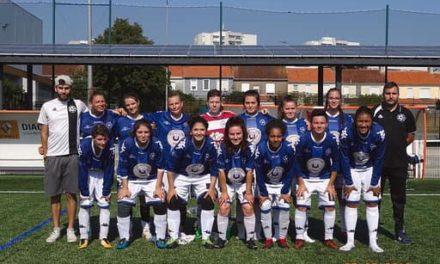D1 (1ère phase / J2) : Les Féminines d'Angers NDC débutent bien leur saison à Tiercé-Cheffes (1-6).