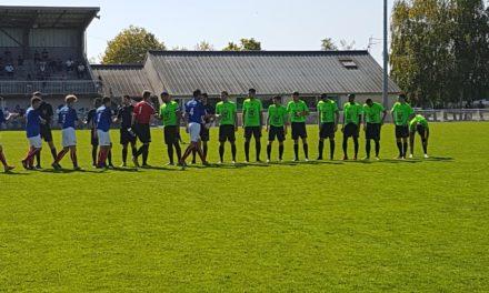 CDF 3ème tour : Exploit de Doué-la-Fontaine contre une équipe de Régional 1.