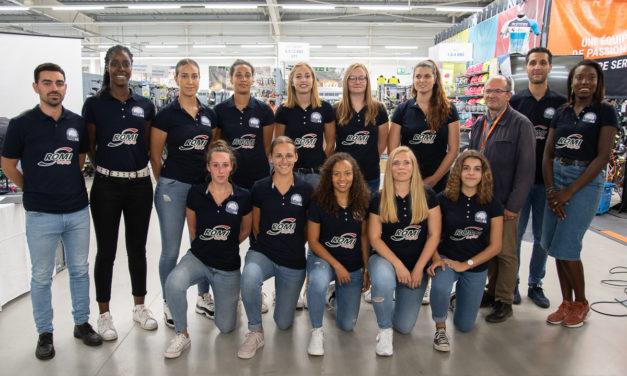 Le Saumur Loire Basket 49 reçoit le Stade Montois ce samedi pour démarrer la saison.