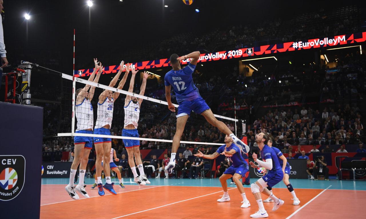 EuroVolley 2019 : La Serbie stoppe les Bleus.