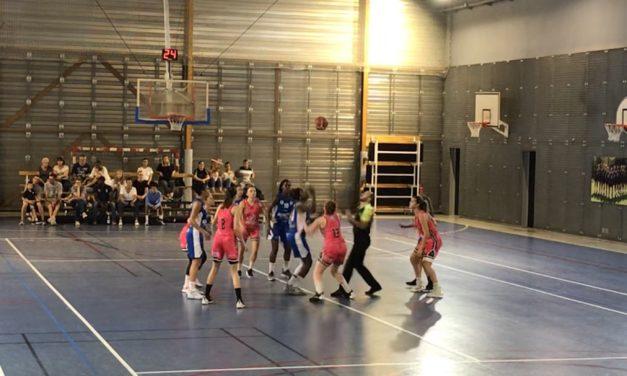 Les joueuses du Saumur Loire Basket 49 s'imposent à Toulouse pour leur premier déplacement de la saison.