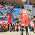 Cholet Basket dispose de la SIG Strasbourg sans brillé (65-60).