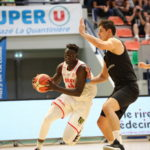 Cholet s'incline face au Besiktas (77-66) et termine 4e du tournoi.