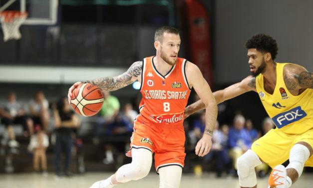 Prostars : Le Maccabi Tel-Aviv matte le Mans Sarthe Basket en finale (94-57).