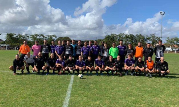 D1 (B) : Liré-Drain remporte le derby contre le FC Laurentais Landemontais.