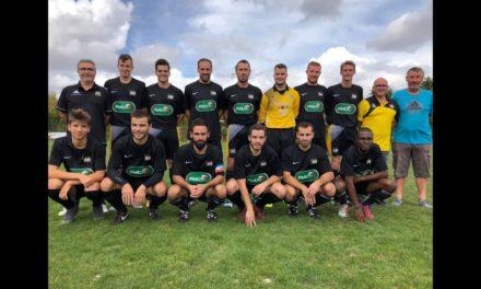 D1 (A) : La Possosavennières remporte sa première victoire en championnat.