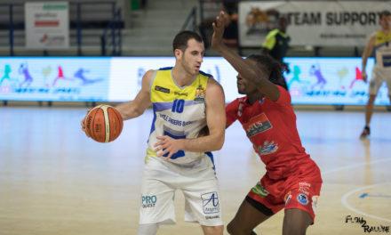 NM1 (J1) : Angers débute par une victoire face à Tours (84-72).