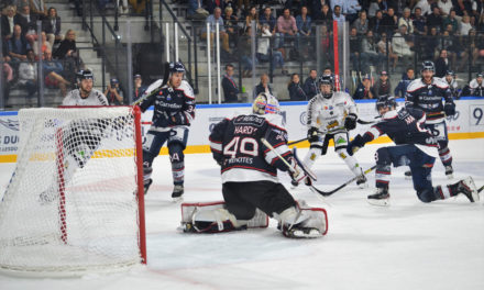 Ligue Magnus (J3) : Angers s'incline lourdement à Rouen (6-2).