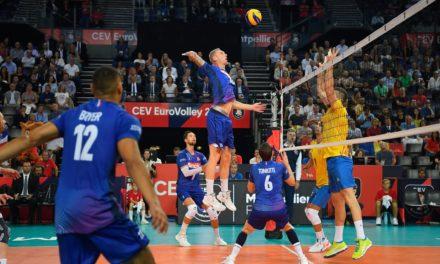 EuroVolley 2019 : Les Bleus démarrent en fanfare !