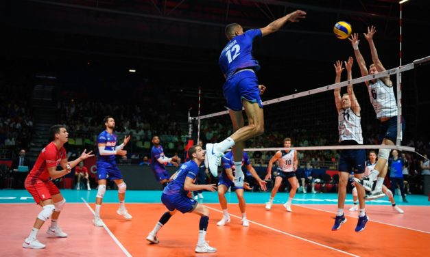 EuroVolley 2019 : Les Bleus filent en quarts de finale !