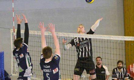Souvenirs, souvenirs pour l'équipe masculine du SCO Volley-ball en N3M…