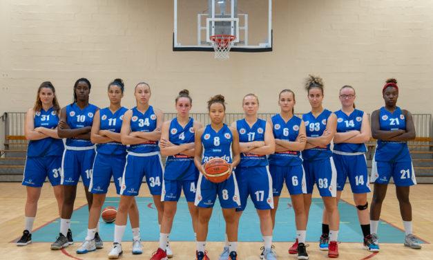 Les joueuses du Saumur Loire Basket 49 reçoivent le leader Basket Landes ce samedi.