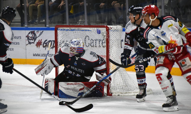 Ligue Magnus (J14) : Angers s'incline aux tirs au but à Grenoble.