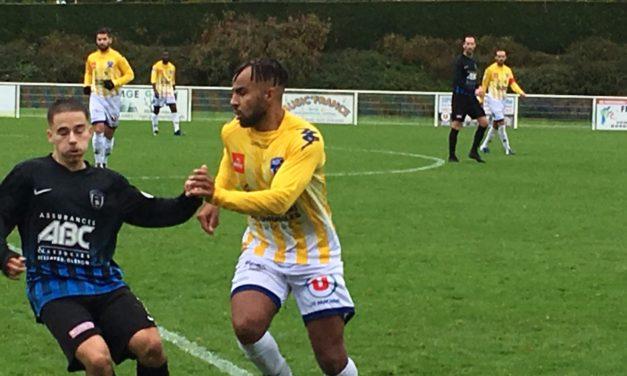 R1 (B) : Angers NDC sort déçu de son déplacement à Coulaines.