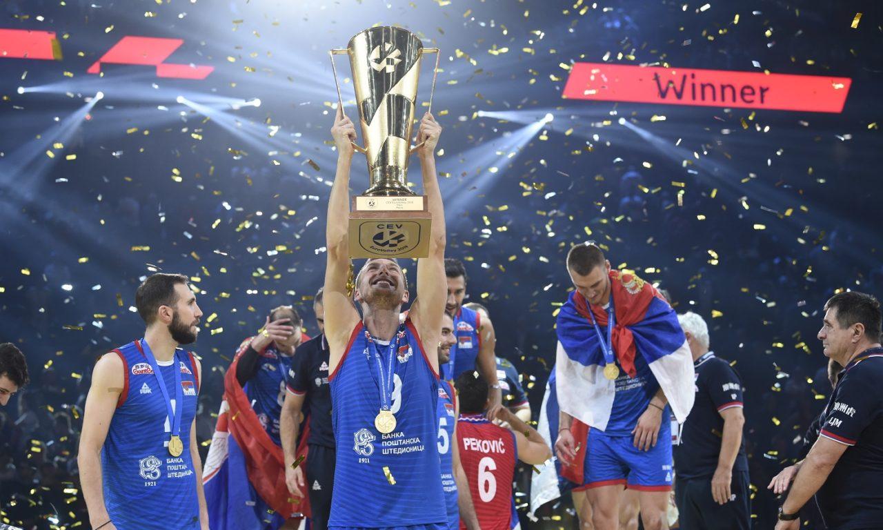 EuroVolley 2019 : La Serbie reine d'Europe !