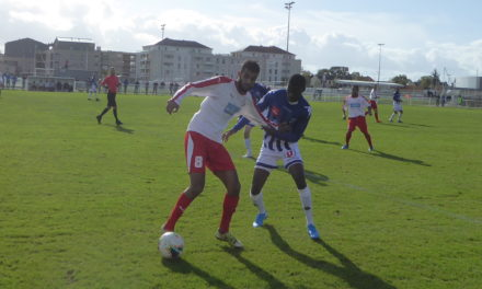 R1 (J3) : Angers NDC sort déçu de son match face à Laval Bourny (1-1).