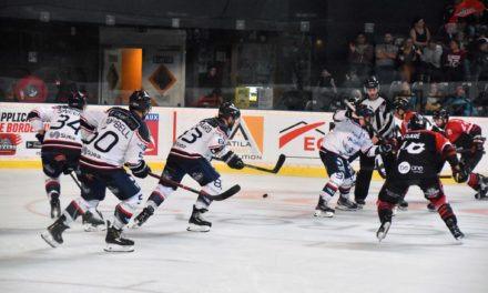 Ligue Magnus (J10) : Angers arrache la victoire durant la prolongation à Bordeaux.
