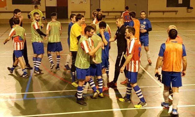 Futsal (D1) : Les Red Fox ES2L s'incline avec les honneurs contre NDC.