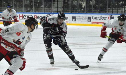 Ligue Magnus (J21) : Angers fait sauter la banque à Briançon (8-0).