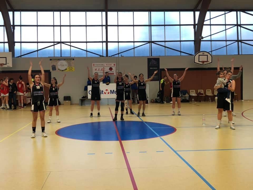 Nationale 3 Féminine: Mûrs-Erigné / UFAB : plus qu'un derby ?