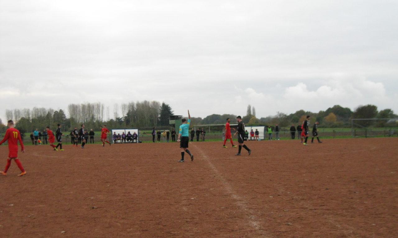 Coupe des Pays de la Loire (6éme tour): Pellouailles-Corzé se qualifie aux forceps face à Seiches-Marcé (2-1)