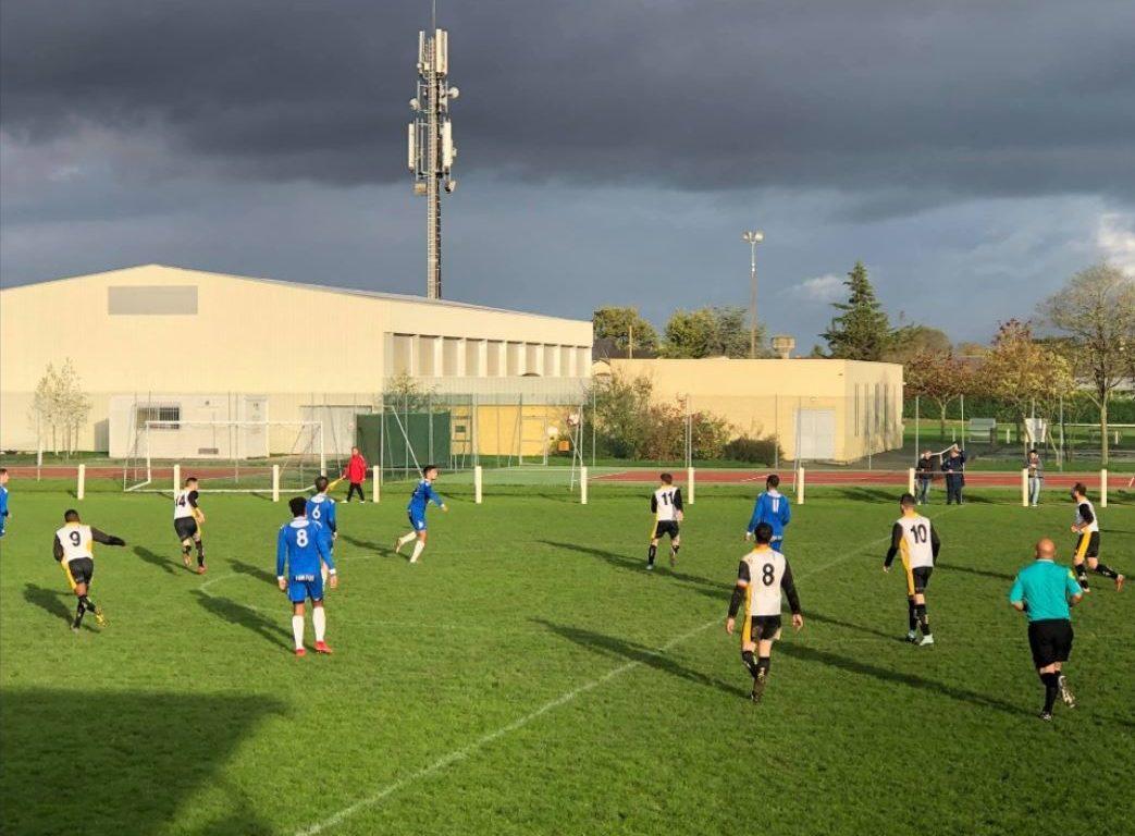 D1 (J5) : Belle performance d'Angers NDC (b) face à la Possosavennières.