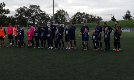 D1 (J14) : Très belle victoire de Saint-Sylvain face au Laurentais (3-0).
