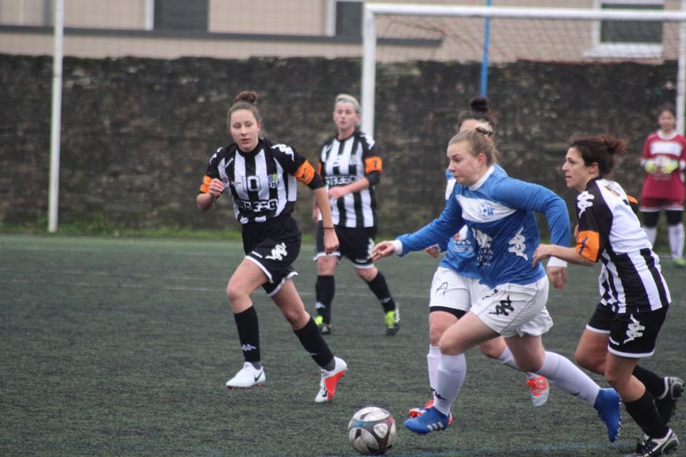 D1 (2e phase/J4) : Les Féminines d'Angers NDC débutent bien l'année.