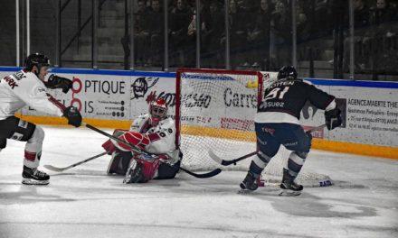 LM (J27) : Victoire pleine de panache des Ducs d'Angers face à Chamonix (5-1)