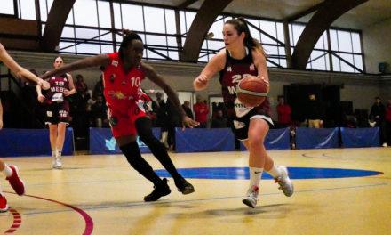 Basket NF3. Mûrs-Érigné domine facilement l'ASPTT Limoges.