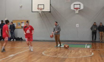 NF3 : Entretien avec Thomas GOUHIER, l'assistant-coach de Mûrs-Érigné Basket Club.