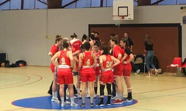 National 3 féminine (13e journée) : Le MEBC se déplace à Limoges.