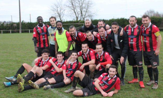 Coupe Anjou (16e) : Qualification historique du FC Longuenée en Anjou.