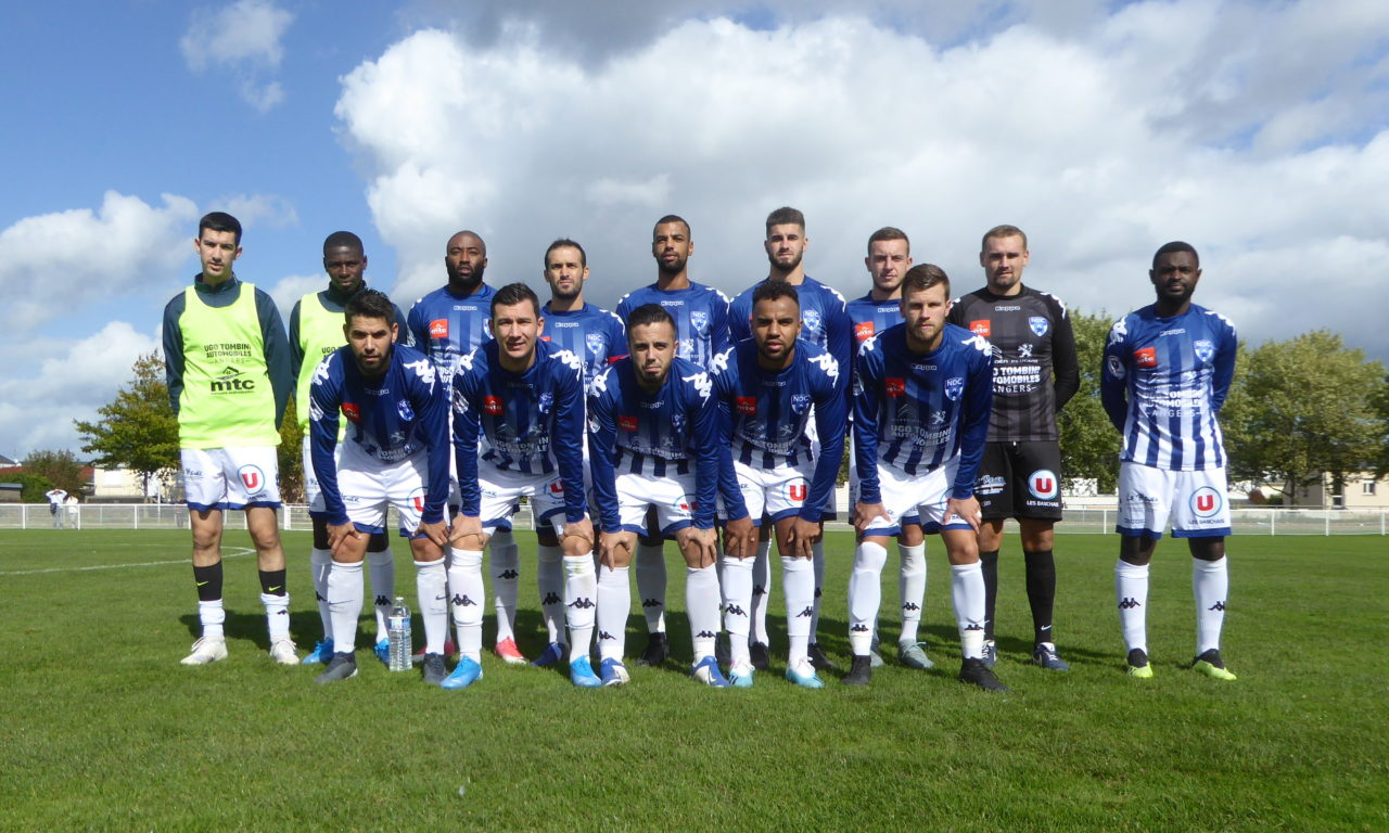 R1 (B) : Angers NDC battu chez elle en fin de match