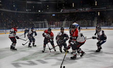 LM (M1) : Les Ducs d'Angers remportent le premier point de la série face à Bordeaux (2-0).