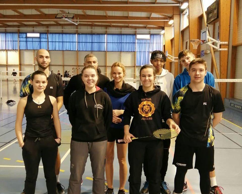 L'ASPC Badminton, un sans-faute chez ses équipes.