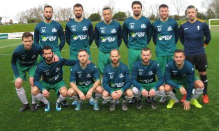 L'ES Bouchemaine perd le match en deux minutes face à Vertou (1-2)