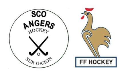 Le SCO Hockey souhaite garder le contact, malgré le confinement.