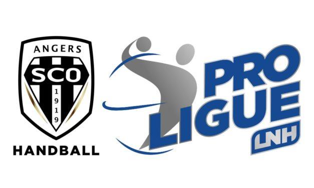 Angers SCO Handball valide sa montée en Proligue.