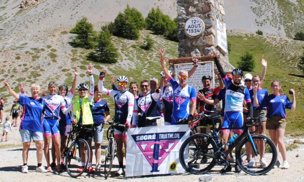 Triathlon Embrunman 2020 : Avant tout une aventure humaine pour les membres du Segré Triathlon ESSHA.