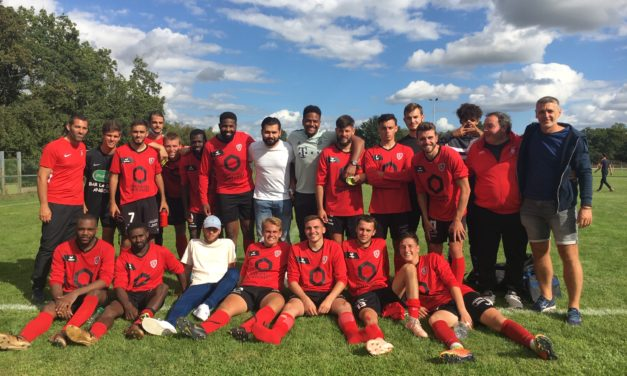 Angers SCA cartonne l'US Corné dans ce troisième tour de Coupe de l'Anjou (6-1).