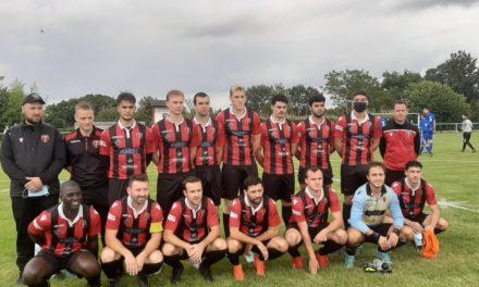 CDF (T2) : Courte défaite du FC Longuenée en Anjou face à une R2