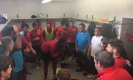 CF (T2) : Nouvelle qualification du SCA aux tirs au but face au Puy Vaudelnay !