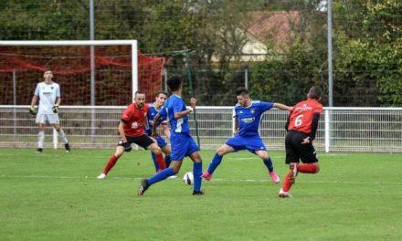 D1 (B) : Belle victoire du Cholet FC au Puy St-Bonnet